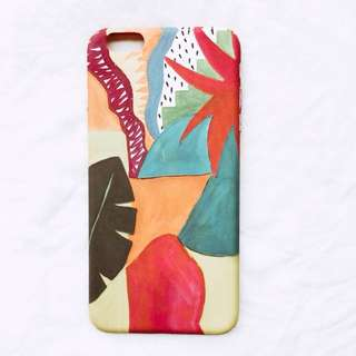 Abstract Pattern iPhone 6+/6s+ Case