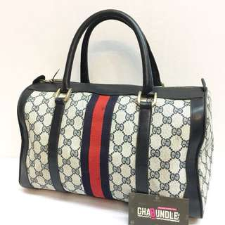 Authentic Gucci Speedy Vintage bag