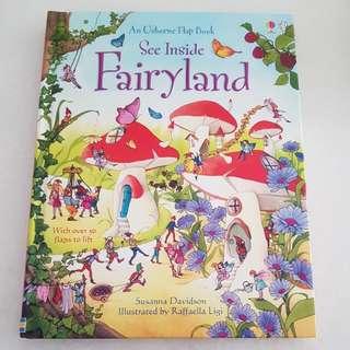 Usborne See Inside Fairyland