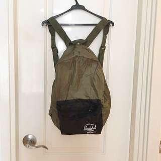 Herschel back pack bag