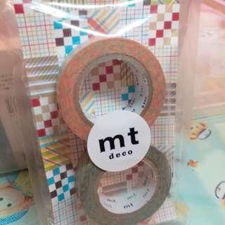 【全新】MT deco 2 pack