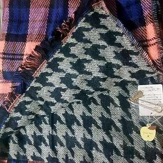Franche lippee scarf / 頸巾  披巾