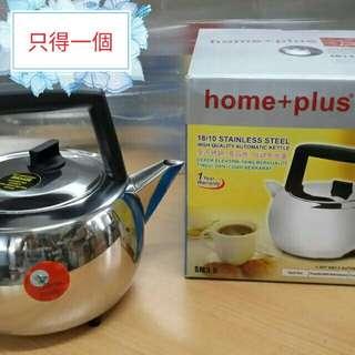 全新home+plus不锈鋼全自動電水煲,3.5L