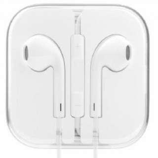 Authentic Apple Earphones (In Case with Unbroken Sticker)