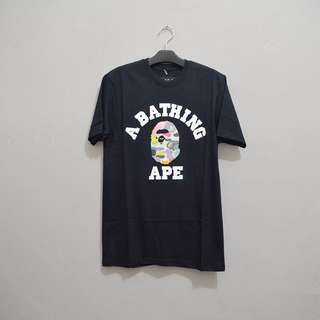 A Bathing Ape Black (M & L)