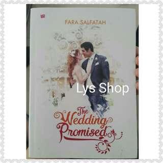 The Wedding Promises - Fara Salfatah WATTPAD