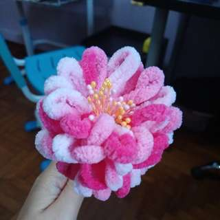 Handmade Flowers with Love Valentine Birthday Teachers' Day