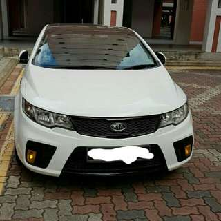 Kia Cerato Forte Koup 2.0 Auto SX