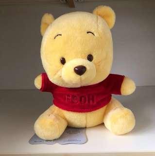 Baby Winnie the Pooh soft toy