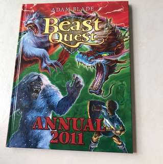 Beast Quest Annual 2011
