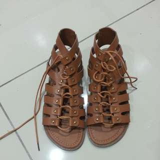 Gladiator Sandals #CNY88