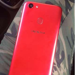OPPO F5 ( RED )