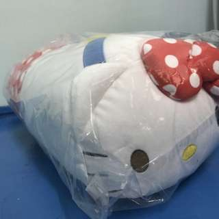 Hello Kitty Roll Cushion