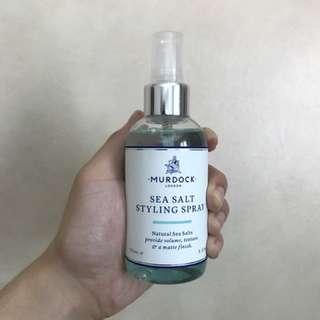 Murdock Sea Salt Styling Spray