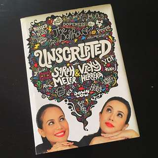 Unscripted by Sarah Meier & Vicky Herrera