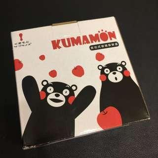 🚚 KUMAMON密扣式玻璃保鮮盒