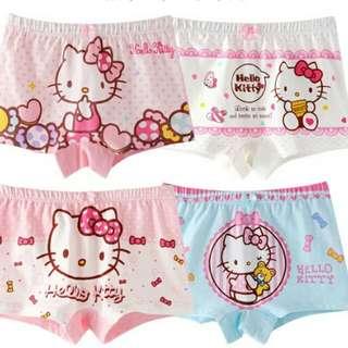 Authentic Hello Kitty Underwear Panties