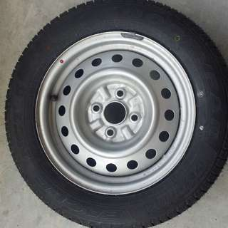 Spare tyre for sale 175/65R14