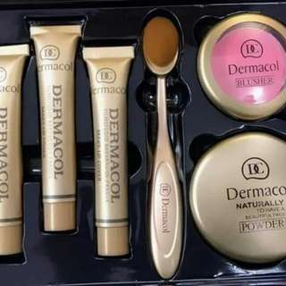 Dermacol 6pcs fashion make up set