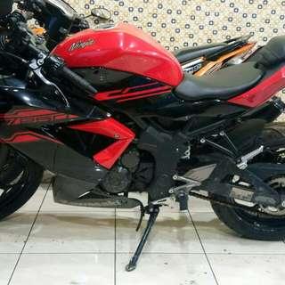 Kawasaki ninja 250 rr mono thn 2017