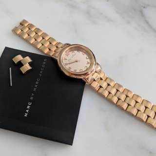 Marc Jacobs chunky watch