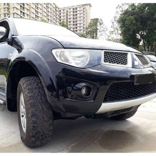 2012 Mitsubishi Triton  A ready for sales
