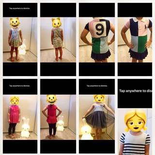 2-3 years old clothes for girls