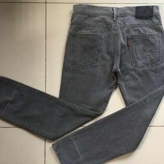 LEVI's 511 Slim Fit (Grey)