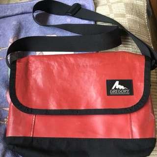 紅色Gregory 袋
