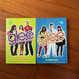 Glee books original novels