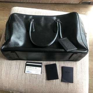 Prada 男裝手提包