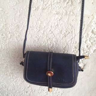 Michael Kors Blue Sling Bag (small)