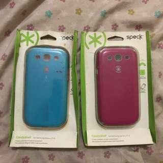 Speck Samsung Galaxy SIII bundle