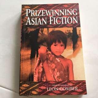 Prize Winning Asian Fiction