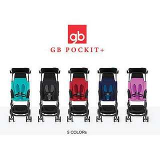 CNY CLEARANCE gb Pockit+ Reclinable Seat💁♀️