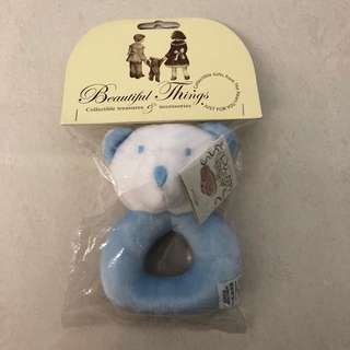 BN Baby Rattle Ring