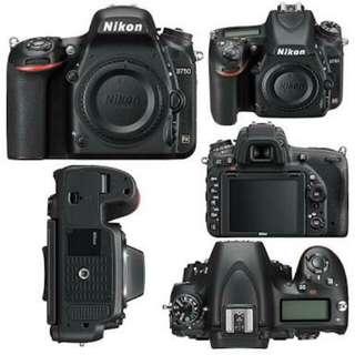Kredit Nikon D750 Digital SLR Camera - Cicilan tanpa Kartu kredit