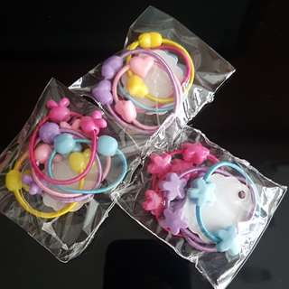 Toddler Hair ties