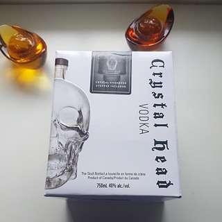 Limited Edition Crystal Head Vodka