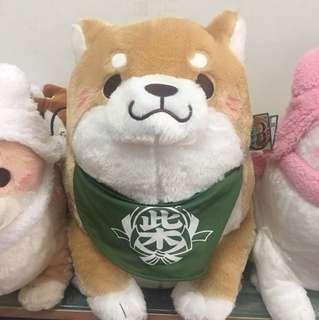 忠犬 mochi 柴犬 黃豆粉 kinako 十二月新番 mega size 情人節