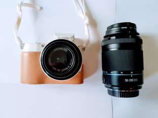 Samsung Camera DX1000 Fullset