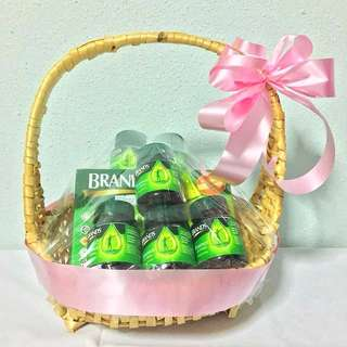 BN Brand's Chicken Essence Gift Hamper Basket