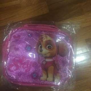 Skype sling bag