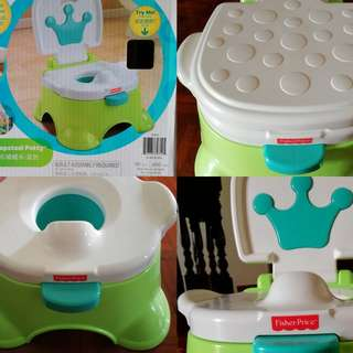 Royal Stepstool Potty(with 4 tunes)