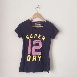 T-Shirt by SuperDry