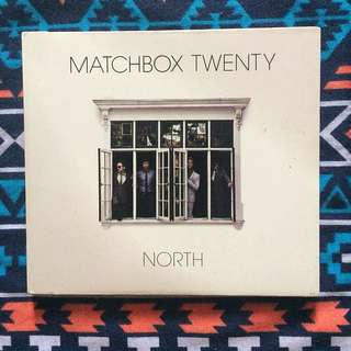 Matchbox Twenty - North Album