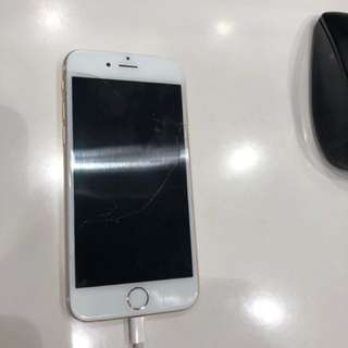 Iphone 6 64 GB locked to bell