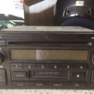 Original CD player camry (2002)