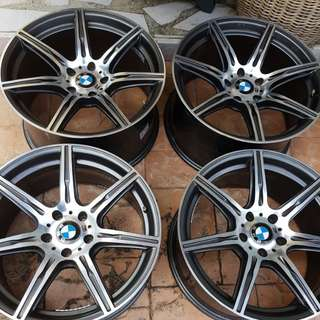 BMW 19 Inches rims