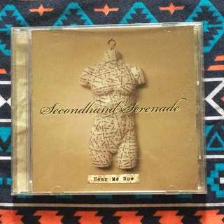 Secondhand Serenade - Hear Me Now Album